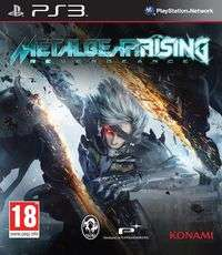 Metal Gear Rising Revengeance (PS3) @ Gameshop Twente