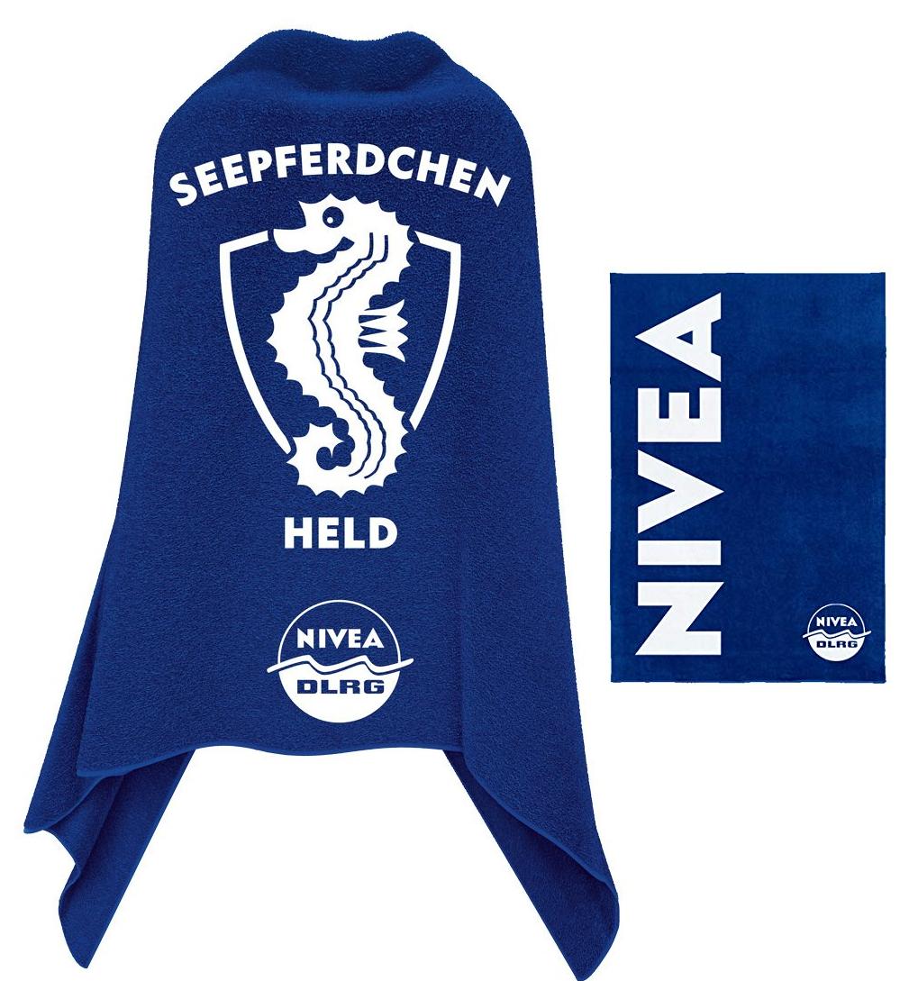 Korting op diverse Nivea producten incl. gratis badhanddoek