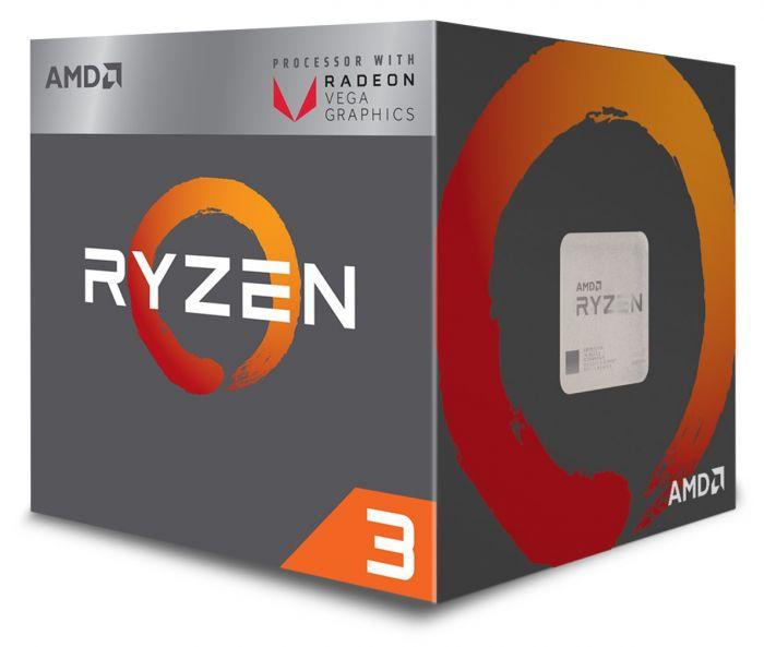 Ryzen 3, 2200G voor 79,50 bij Sicomputers