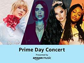 """""""Gratis"""" Prime Day-concert 2019 op 11 juli van Taylor Swift voor Prime-leden"""