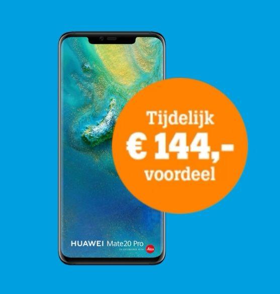 Huawei Mate 20 pro €349