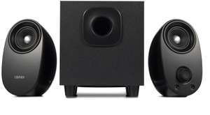 Edifier speaker M1390BT 28W 2.1 multimedia speakerset met gratis oortjes