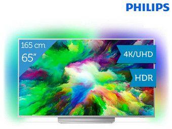 "Phillips 65PUS7803/12 65"" 4K Ultra HD LED TV"