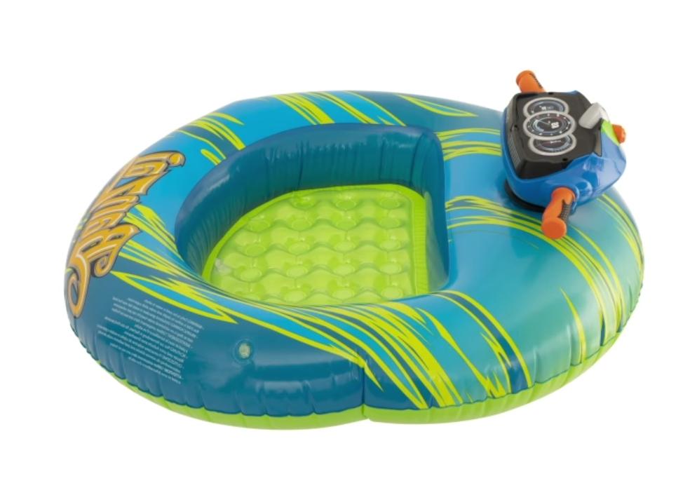 Gemotoriseerde Botsboot met waterpistool €39,95 (i.p.v. €59,95) @Action