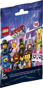 10 LEGO Minifigures The Movie 2 - 71023 @bol.com