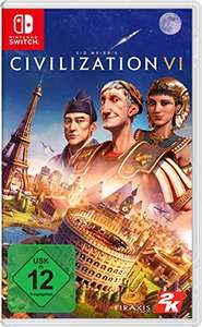 Civilization VI Nintendo Switch @Amazon.de
