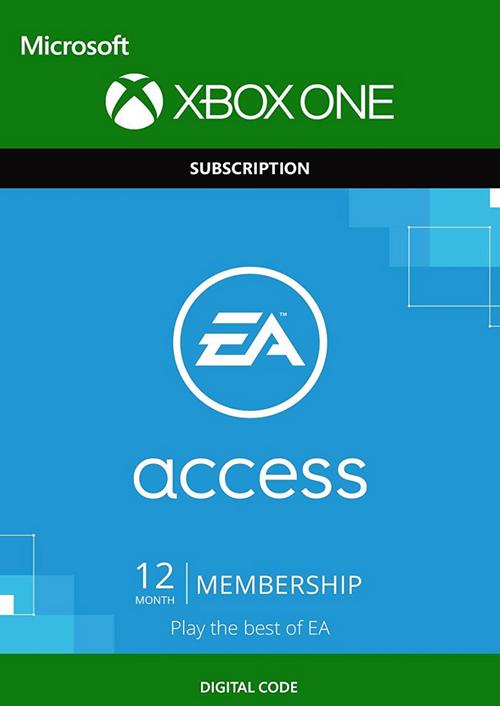 EA Access 12 maanden (Xbox One) @ CDKeys