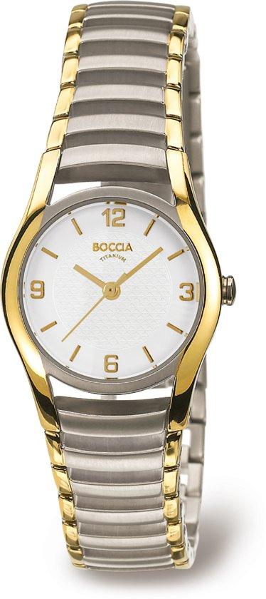 Boccia Casual 3207-02 Titanium Horloge @ Bol.com