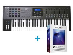 Arturia Keylab MKII met gratis V Collection 7