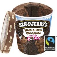 Ben & Jerry's 500 ml voor €3,99 @ AH (morgen)