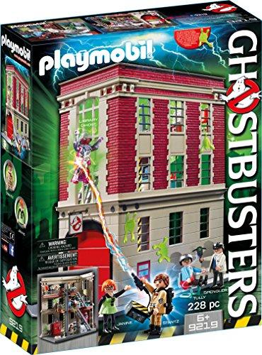 Playmobil 9219 Ghostbusters Fire Headquarters van 79,99 voor 44,99