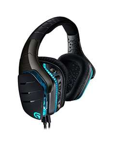 Logitech G633 Gaming Headset, Artemis Spectrum Pro Wired, 7.1 Dolby Surround Sound for PC, Xbox One and PS4