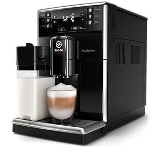 Seaco Picobaristo volautomatische espressomachine voor &Meer klanten ABN-Amro