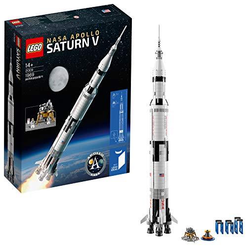 LEGO 21309 – Nasa Apollo Saturn V