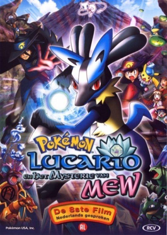 [Gratis] Pokémon film 8: Lucario en het mysterie van Mew - NL gesproken