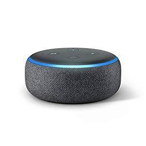 [Grensdeal DE] Amazon Echo Dot 3rd gen. en Google Home Mini voor €19,99 @ Saturn/MediaMarkt