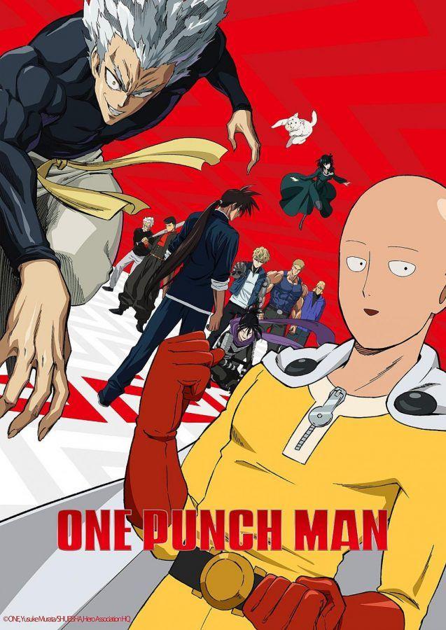 One punch man seizoen 2 - gratis op crunchyroll (fout?)