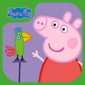 Appstore & Playstore app Peppa Pig Polly Parrot gratis was €3,49