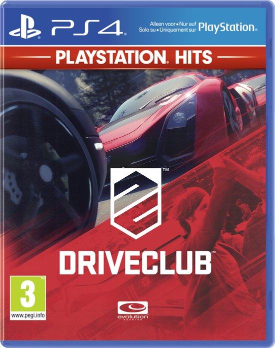 Driveclub PS4 @ Bol.com