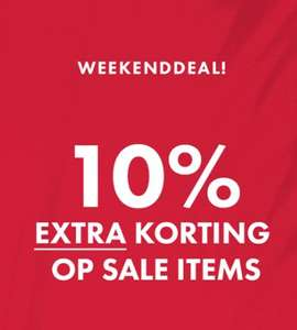 Kids sale + 10% EXTRA korting @ WE Fashion