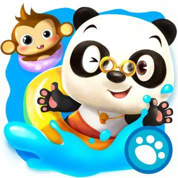 Dr. Panda's Swimming Pool  Nu tijdelijk gratis @ios @android