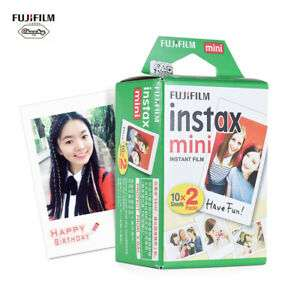 Fujifilm Instax Mini Film 100 sheets