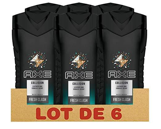 Axe douchegel (6x250 ml) voor €6,94 @ Amazon.de