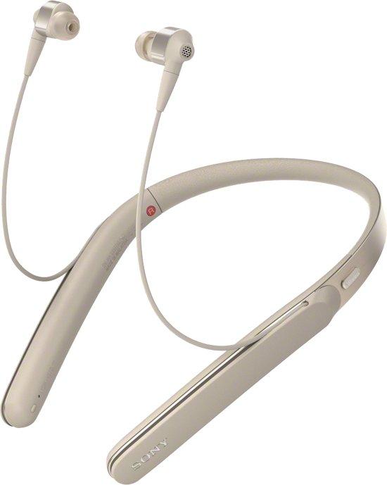 Sony WI-1000X - Wireless In-ear met Noise Cancelling @ Bol