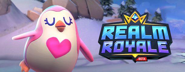 [GRATIS] Chicken skin realm royale (Cuddles)