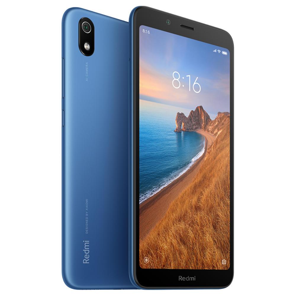 Xiaomi redmi 7A Global Version 5.45 inch Face Unlock 4000mAh 2GB 32GB Snapdragon 439 Octa kern 4G Smartphone - Matte Black