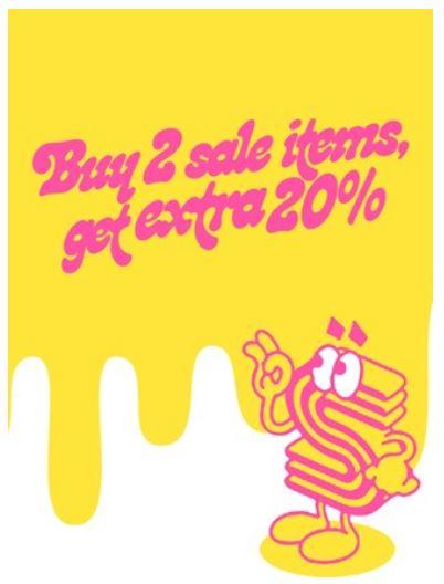 SALE tot 70% +20% EXTRA (min 2 art) @ Sneakersnstuff