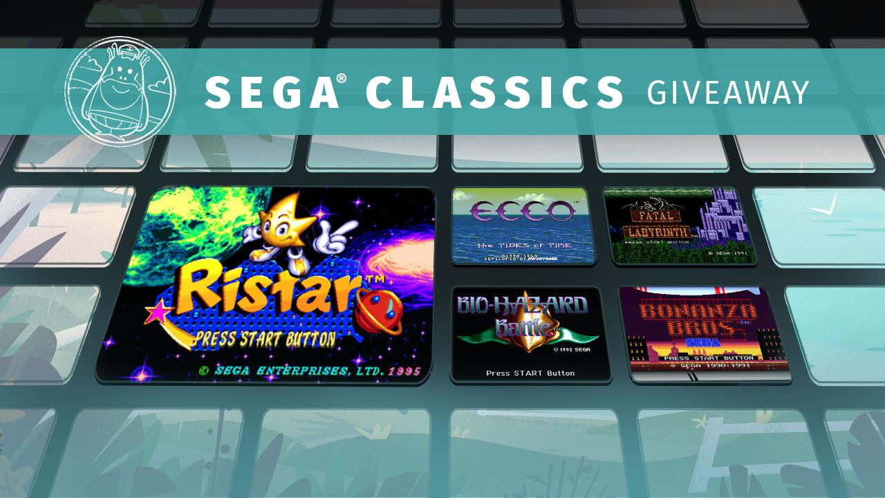 2 gratis Sega Megadrive games (Steam)