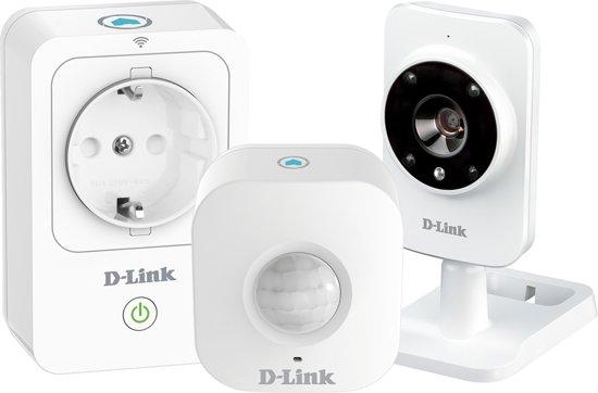 D-Link mydlink Smart home HD starterkit DCH-100KT