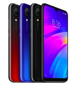 Xiaomi Redmi 7 Global Version 6.26 inch @Banggood voor €110,30 ipv €176,49