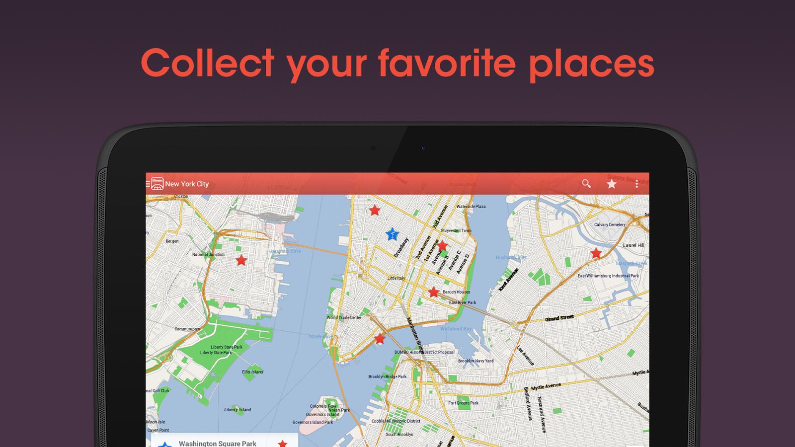 [UPDATE] City Maps 2Go Pro (Offline Maps) t.w.v. €2,69 gratis door code