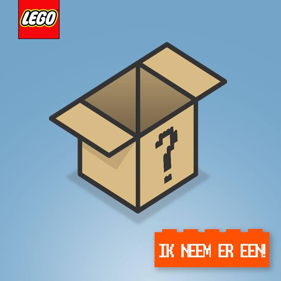Lego week bij IBOOD