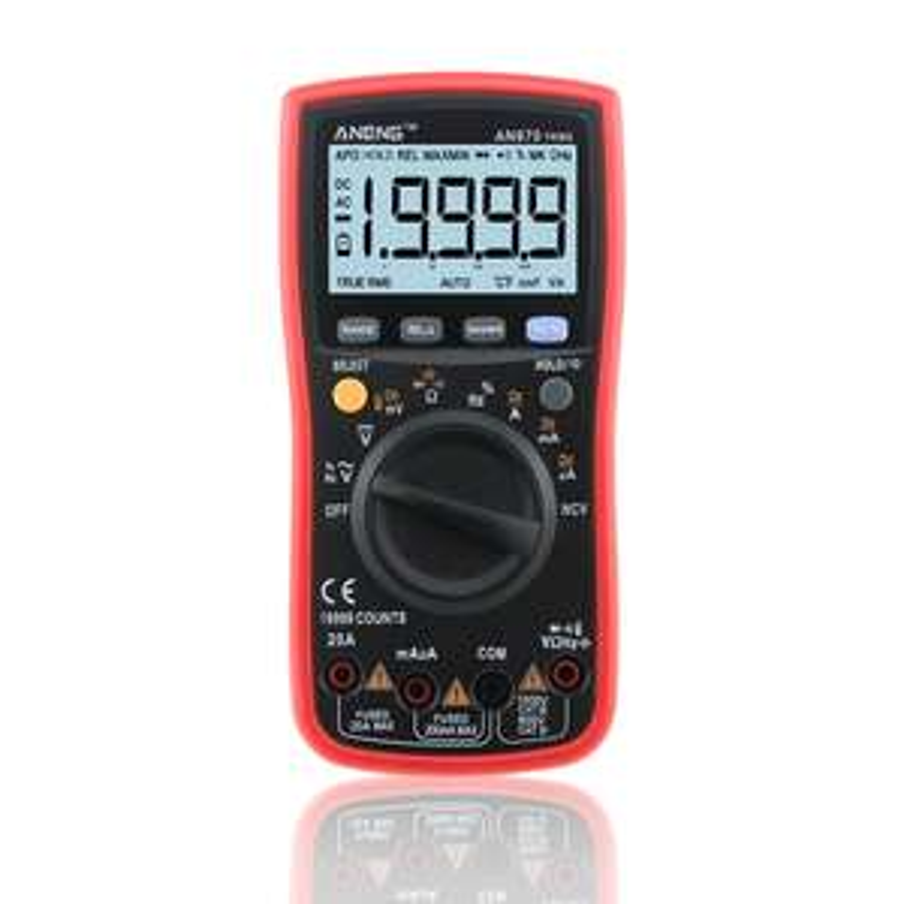 ANENG AN870 Auto Range Digital Precision Multimeter