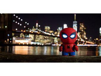 Sphero Spiderman Robot
