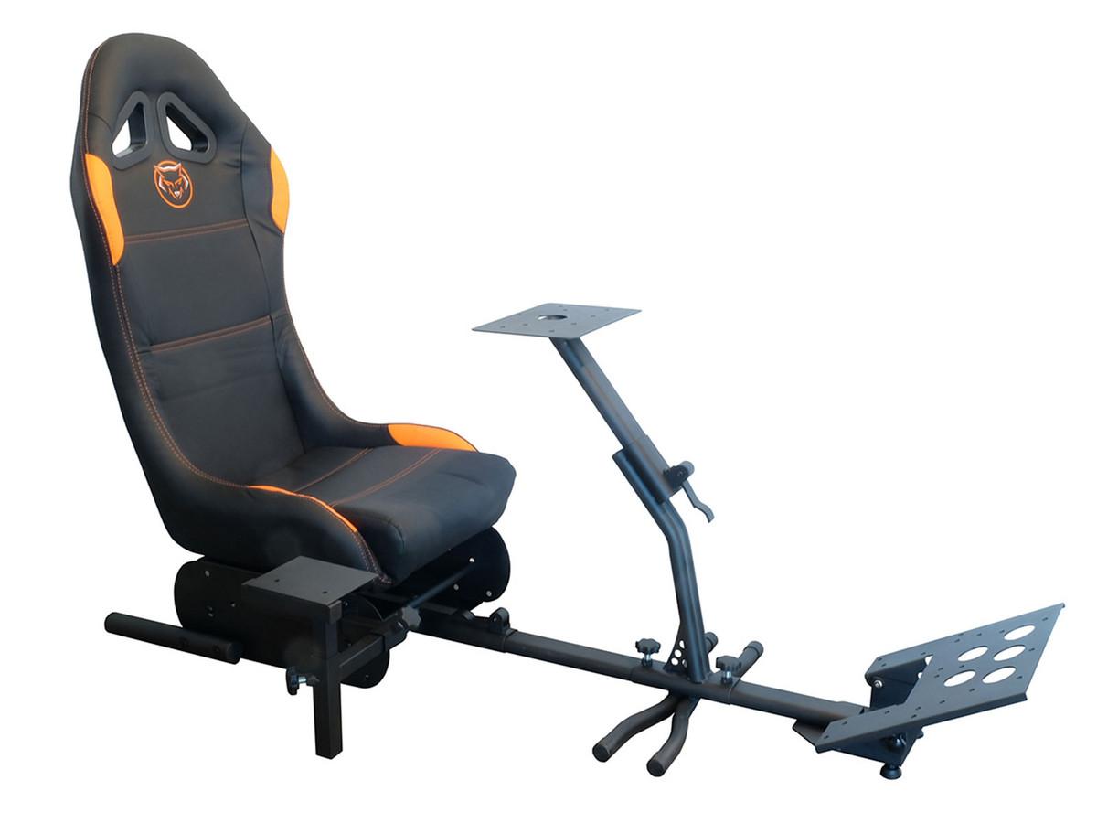 Qware Gaming Racestoel normaal