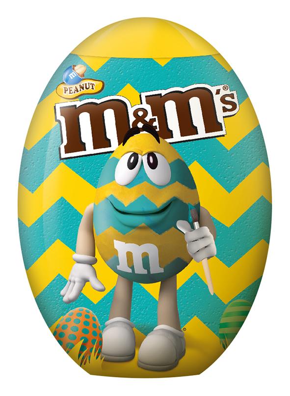 M&M's Pinda Ei voor €1 bij Die Grenze (250 gram, €4/kilo)