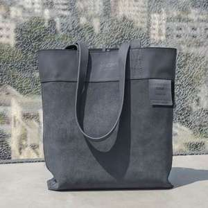 MYOMY My Inside Out Bag Shopper Grijs -62% @ fonQ