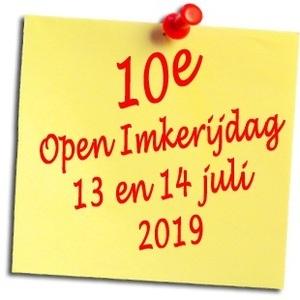 Gratis naar Open Imkerijdag
