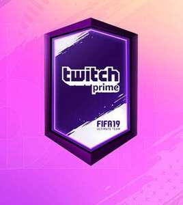 2 gratis FIFA 19 Ultimate Team pakketten (PS4/Xbox One/PC) voor Twitch Prime leden