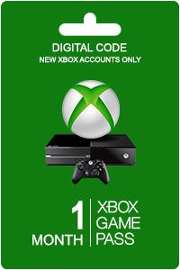 Xbox Game Pass 1 maand €2,29!