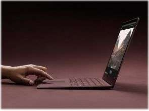 Microsoft Surface Laptop i7-7660U (8GB, 256GB SSD) Bordeauxrood voor € 949 @ Azerty.nl