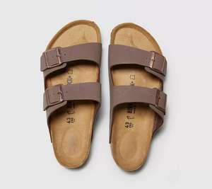 Birkenstock 'Arizona' heren slippers @ Size?