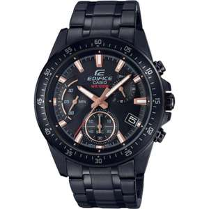 Casio Mens Edifice Watch met code €98,67 (elders ca €195) @ Watches2U