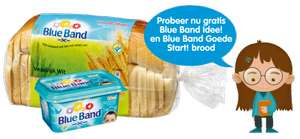 Gratis Goede Start kuip en/of brood (geld terug) @ Blue Band