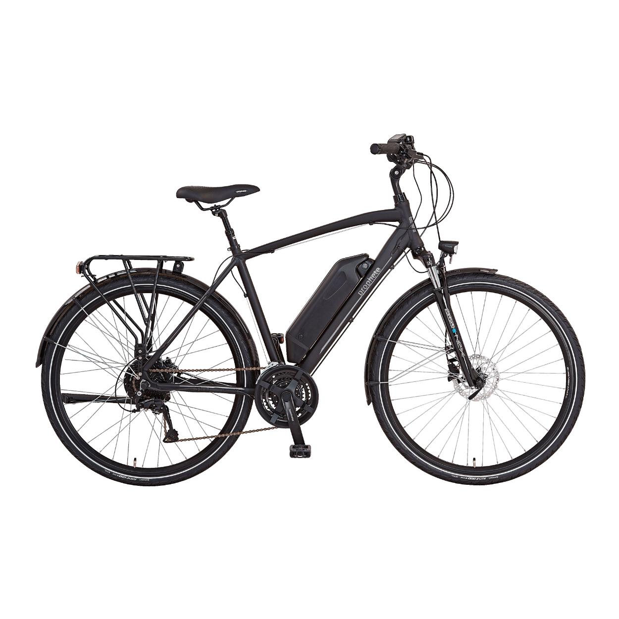 "PROPHETE Alu-Trekking-E-Bike UNISEX met 28"" achterwielmotor"