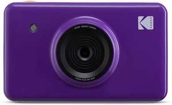 Kodak Minishot instant camera - Paars @ Bol.com